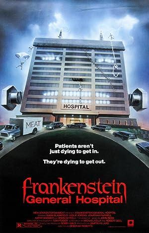 Where to stream Frankenstein General Hospital