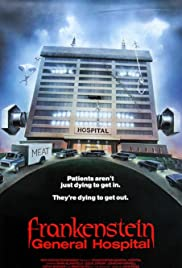 Frankenstein General Hospital Poster