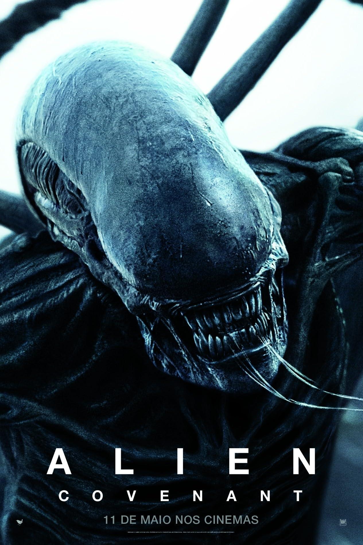 Alien: Covenant (2017) Hindi Dubbed