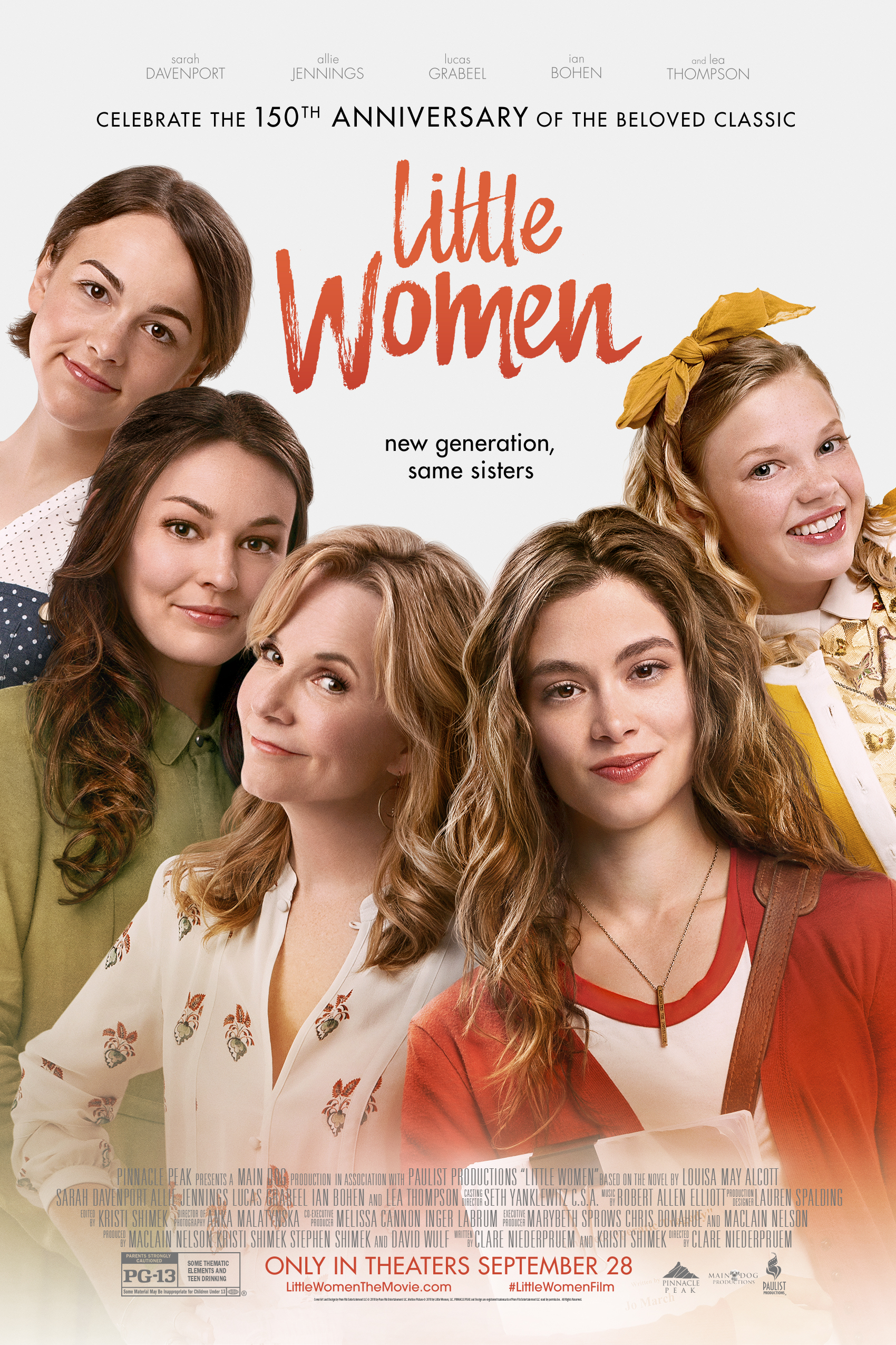 Image result for Little Women Poster