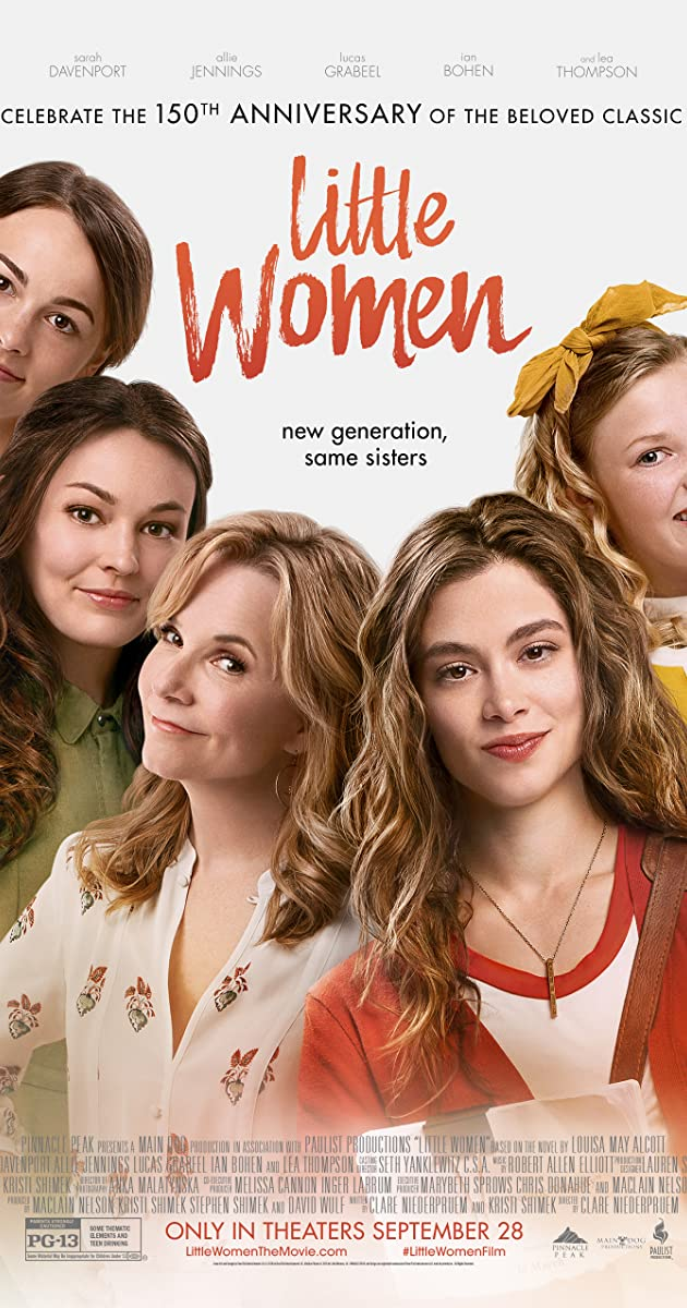 Little Women (2018) Subtitles