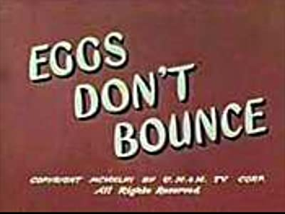Eggs Don't Bounce