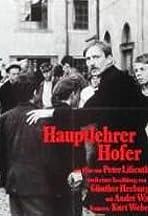 Schoolmaster Hofer