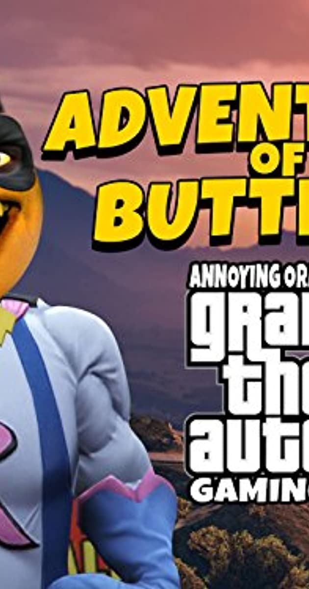 Clip: Adventures of Buttman - Annoying Orange Grand Theft Auto V