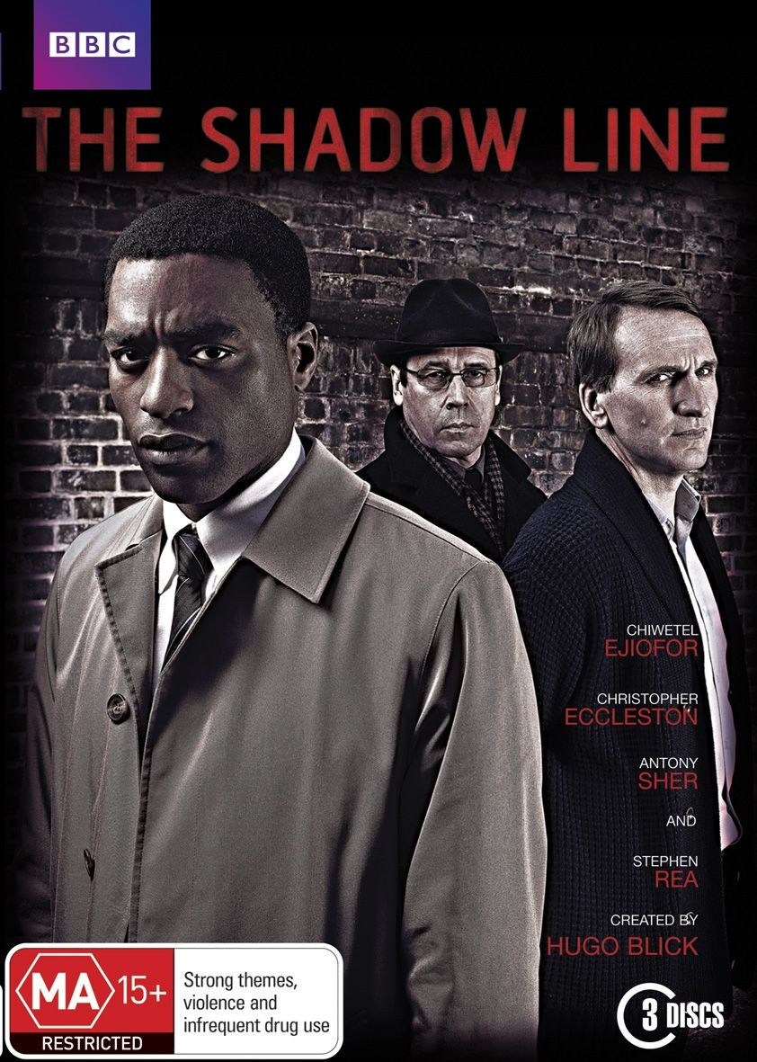 Šešėlio kraštas (1 Sezonas) / The Shadow Line Season 1