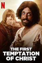 The First Temptation of Christ Poster