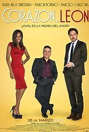 Corazón de León Poster
