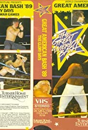 WCW/NWA the Great American Bash Poster