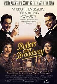 John Cusack, Jennifer Tilly, Chazz Palminteri, and Dianne Wiest in Bullets Over Broadway (1994)