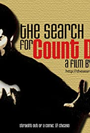 The Search for Count Dante Poster