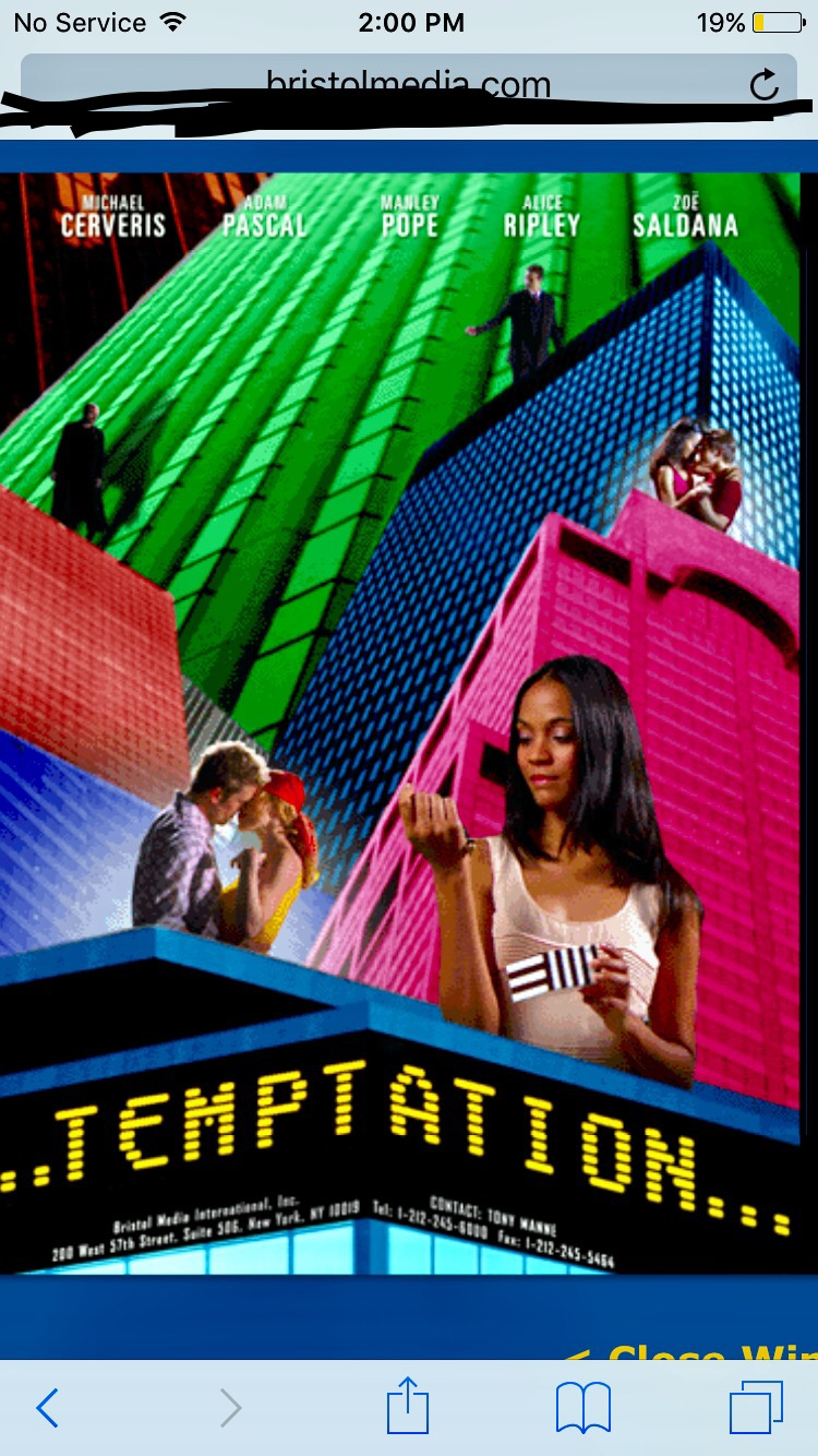 Temptation on FREECABLE TV