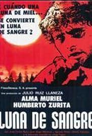 Luna de sangre Poster