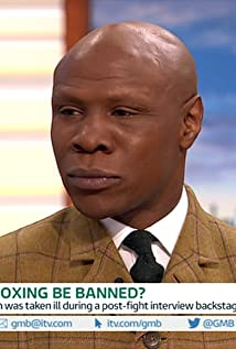Chris Eubank Picture