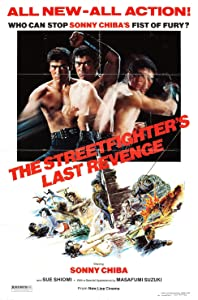 hindi The Streetfighter's Last Revenge free download