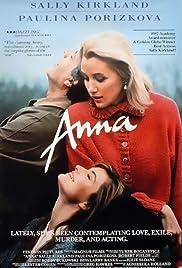 Anna(1987) Poster - Movie Forum, Cast, Reviews