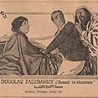 Douglas Fairbanks in Bound in Morocco (1918)