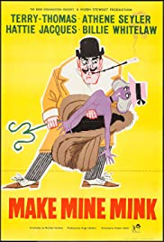 Make Mine Mink Poster