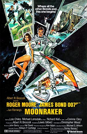 James Bond 007 Moonraker 1979