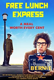 Free Lunch Express Poster