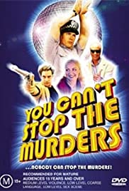 You Can't Stop the Murders Poster