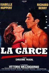 Isabelle Huppert and Richard Berry in La garce (1984)
