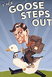 The Goose Steps Out Poster
