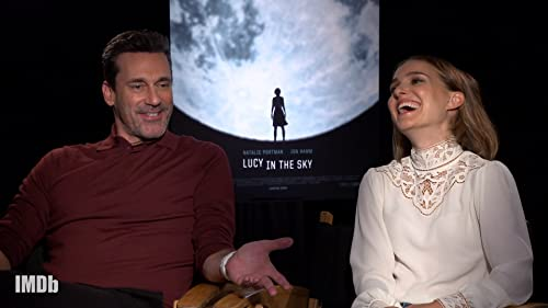 Who Do Natalie Portman & Jon Hamm Want to Be Stuck in Space With?