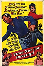 Ride Out for Revenge Poster