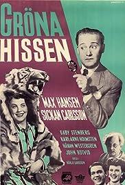 Gröna hissen Poster