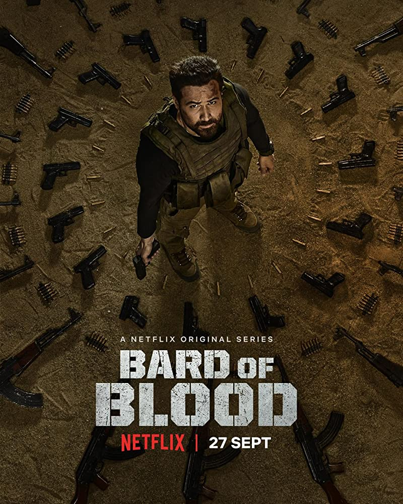 Bard of Blood.2019 Hindi Season 1 Complete 900MB HDRip 480p MSubs