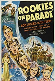 Rookies on Parade Poster