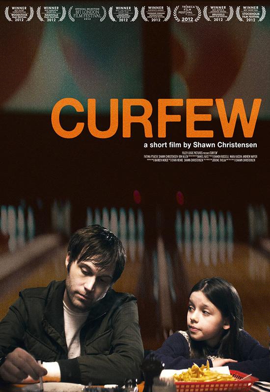 Shawn Christensen and Fatima Ptacek in Curfew (2012)