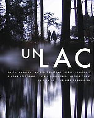 A Lake Poster
