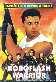 Roboflash Warrior Poster
