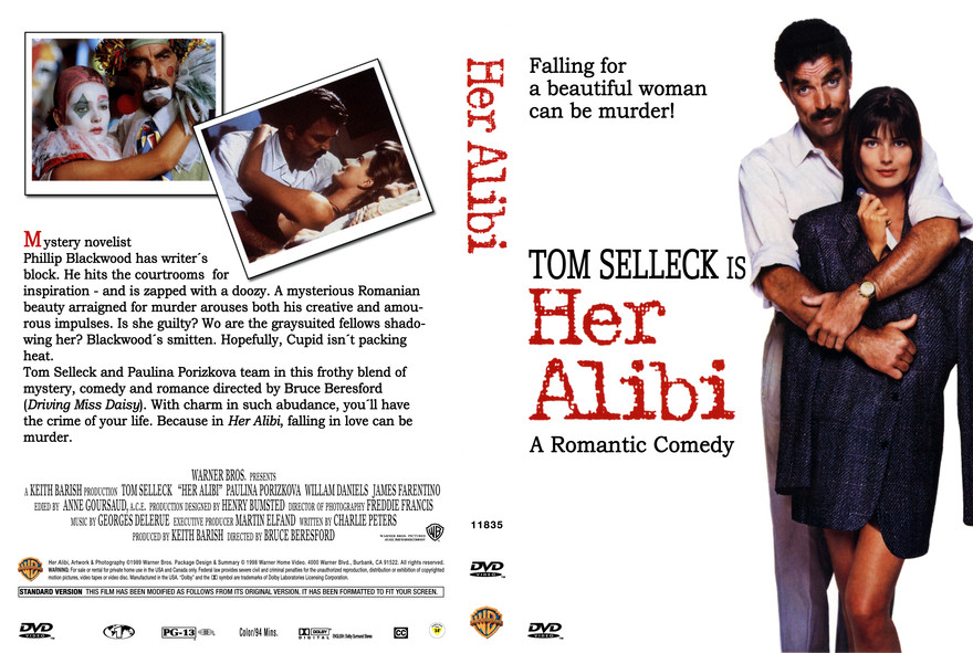 Her Alibi 1989
