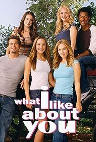 Jennie Garth, Amanda Bynes, Leslie Grossman, Wesley Jonathan, Allison Munn, and Nick Zano in What I Like About You (2002)