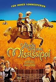 Hands off Mississippi Poster