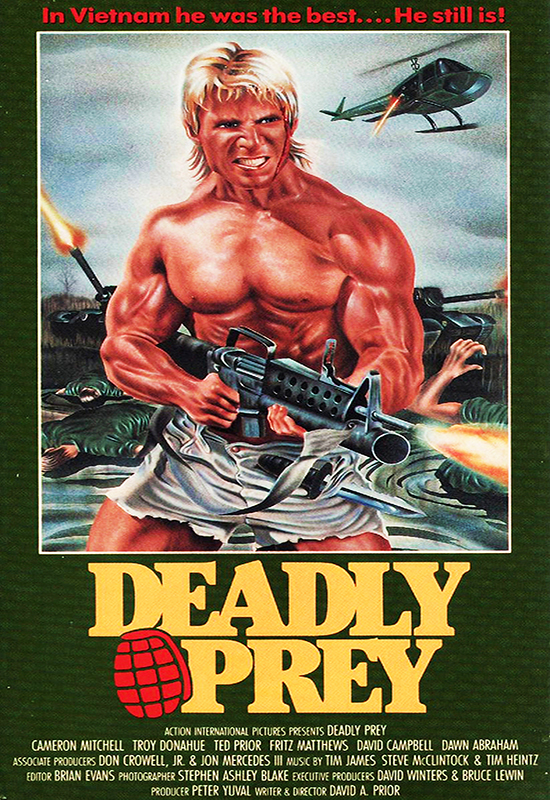 Deadly Prey (1987) BluRay Direct Download