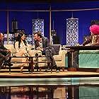 Costa Ronin and Abril Rivera in Noches con Platanito (2013)