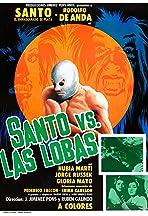 Santo vs. the She-Wolves