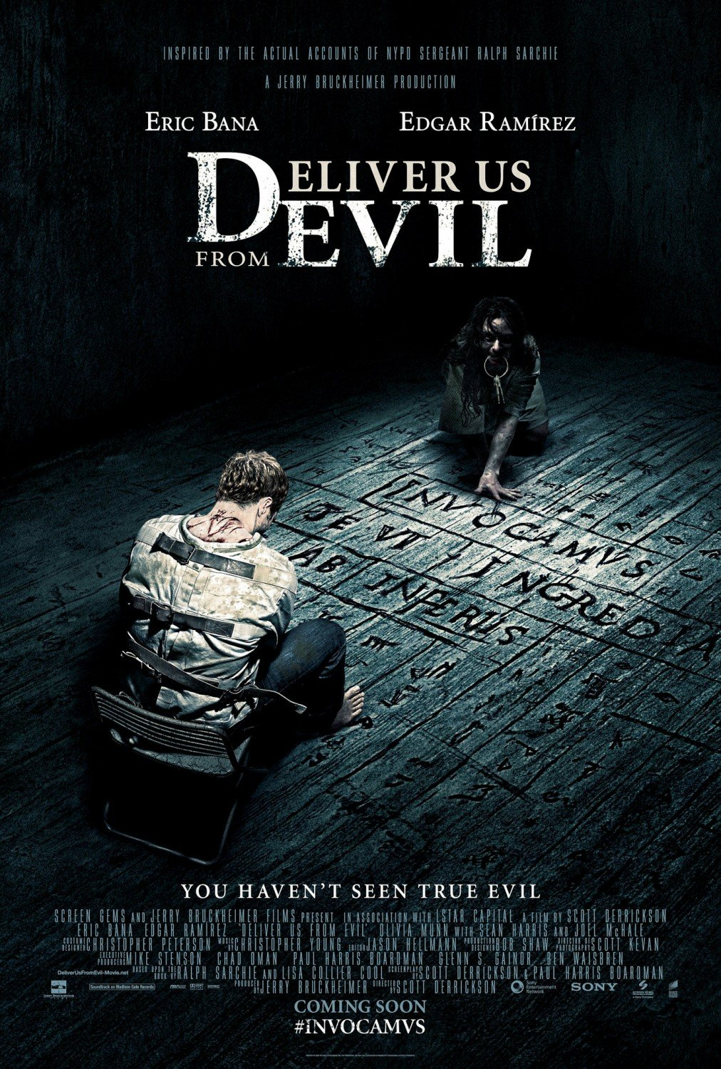 Devil Inside (Supernatural Horror)