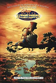 Lacey Chabert and Tim Curry in The Wild Thornberrys Movie (2002)