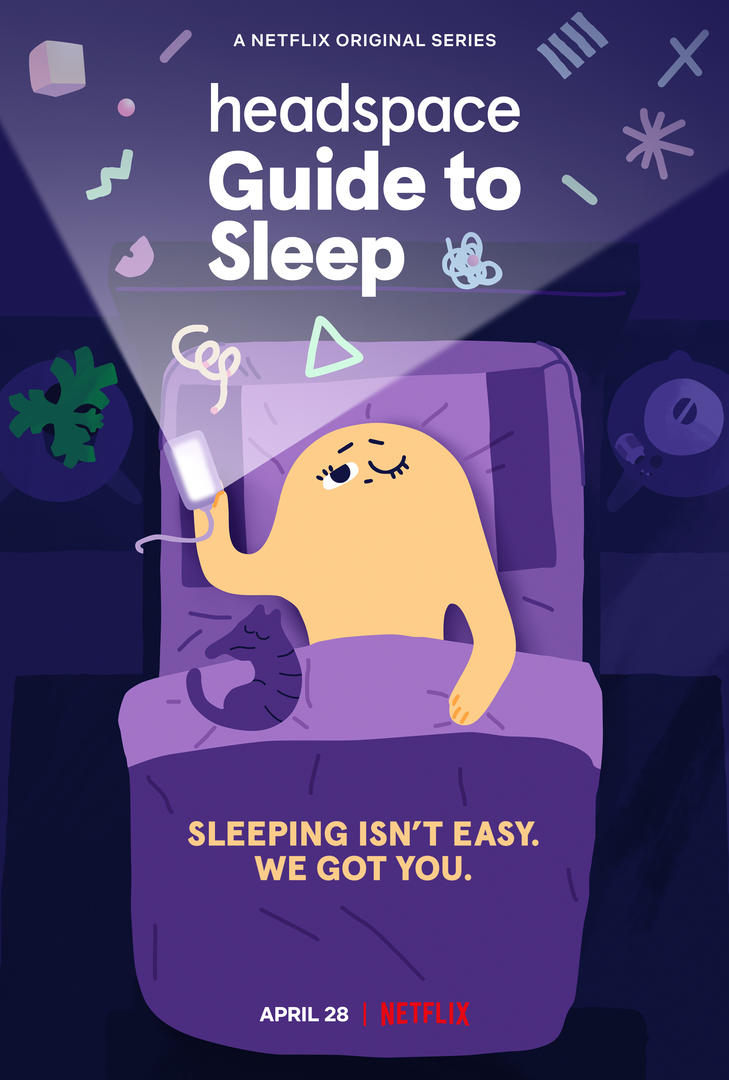 Headspace Guide to Sleep (2021) Hindi Dubbed Netflix Original Series 720p HDRip 1GB