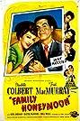 Family Honeymoon (1948) Poster