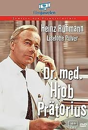 Dr. med. Hiob Praetorius Poster
