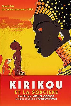 Kirikou and the Sorceress poster