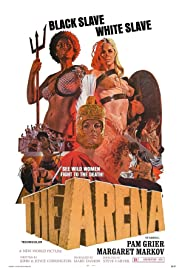 The Arena (1974) Poster - Movie Forum, Cast, Reviews
