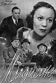 Theo Lingen, Hans Holt, and Gusti Huber in Marguerite : 3 (1939)