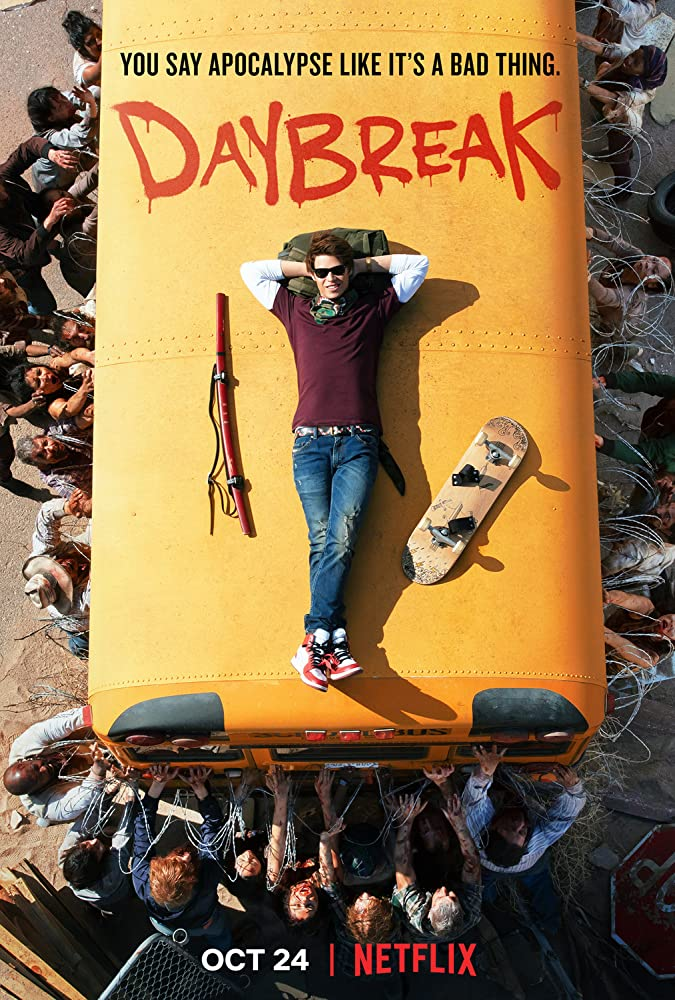 Daybreak (2019) Hindi Dubbed Season 1 Complete