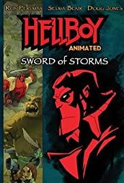 Hellboy Animated: Sword of Storms (2006) StreamM4u M4uFree